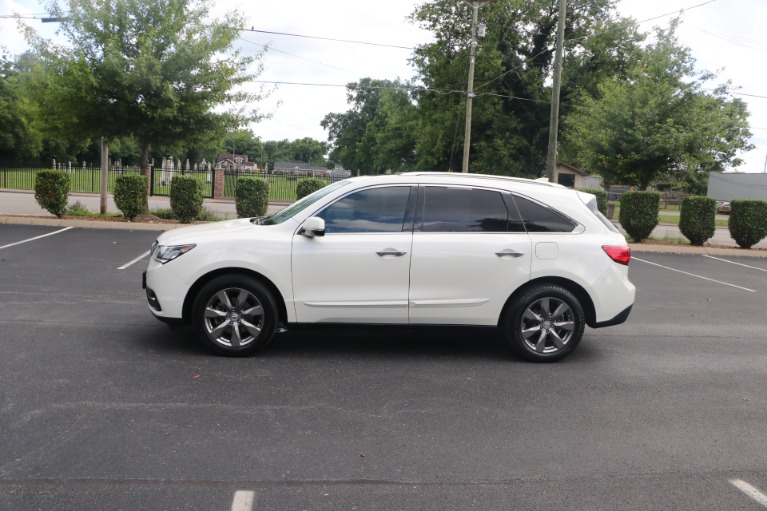 Used 2016 Acura MDX SH-AWD w/Advance Package for sale $21,500 at Auto Collection in Murfreesboro TN 37130 7