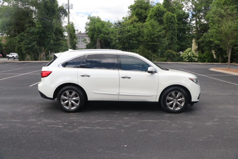 Used 2016 Acura MDX SH-AWD w/Advance Package for sale $21,500 at Auto Collection in Murfreesboro TN 37130 8