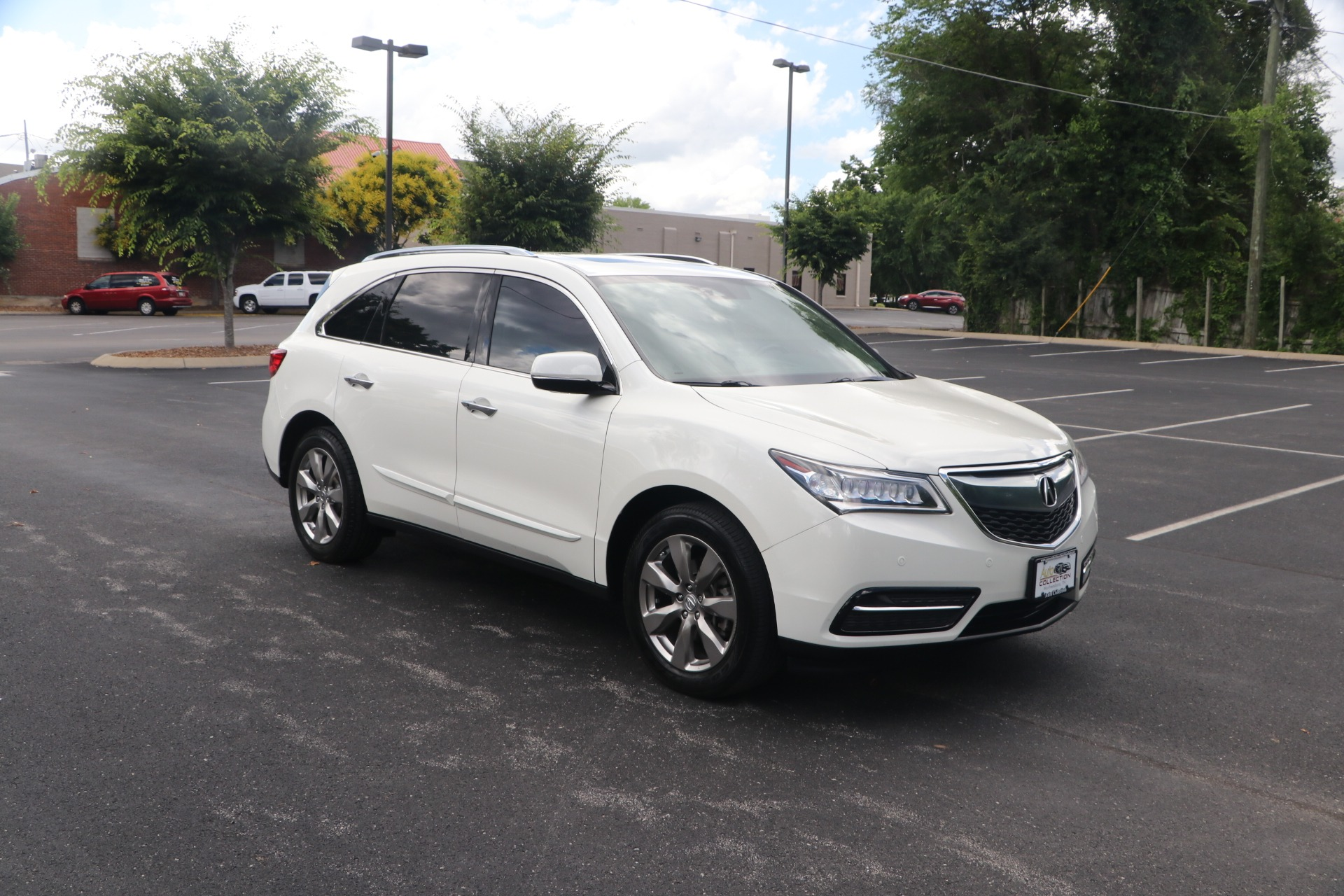 Used 2016 Acura MDX SH-AWD w/Advance Package for sale $21,500 at Auto Collection in Murfreesboro TN 37130 1