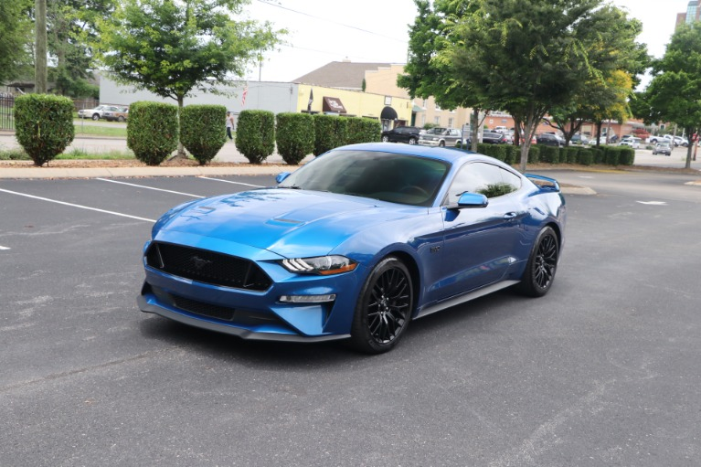 Used 2018 Ford Mustang GT PREMIUM BORLA EXHAUST W/NAV for sale $44,950 at Auto Collection in Murfreesboro TN 37130 2