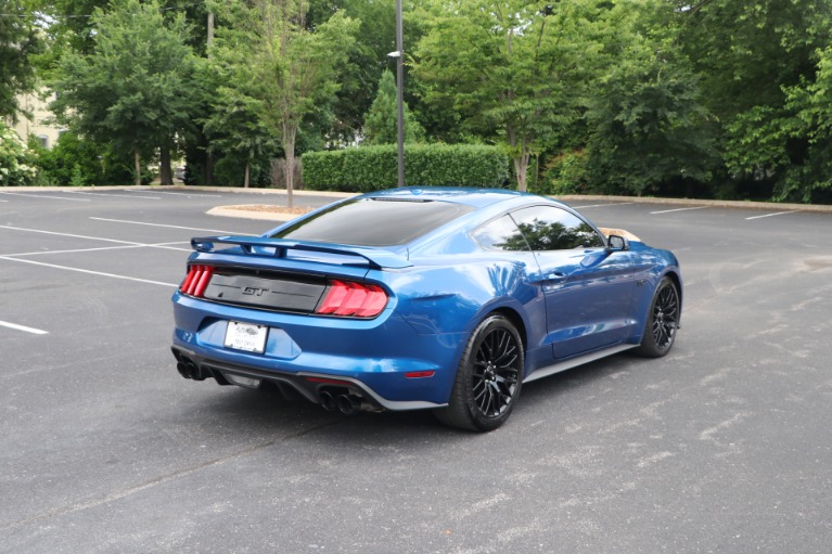 Used 2018 Ford Mustang GT PREMIUM BORLA EXHAUST W/NAV for sale $44,950 at Auto Collection in Murfreesboro TN 37130 3