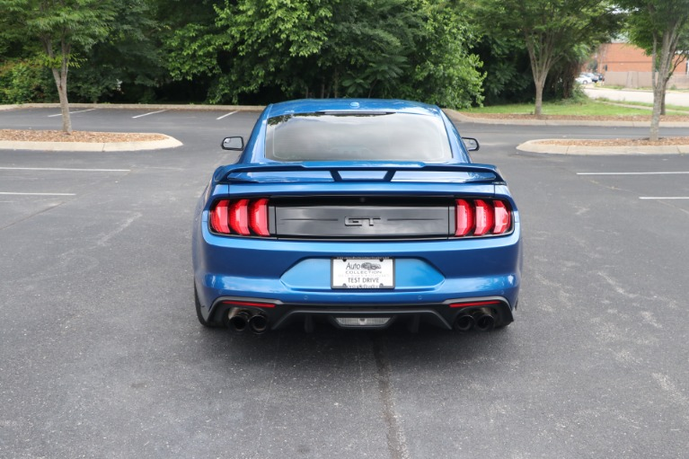 Used 2018 Ford Mustang GT PREMIUM BORLA EXHAUST W/NAV for sale $44,950 at Auto Collection in Murfreesboro TN 37130 6