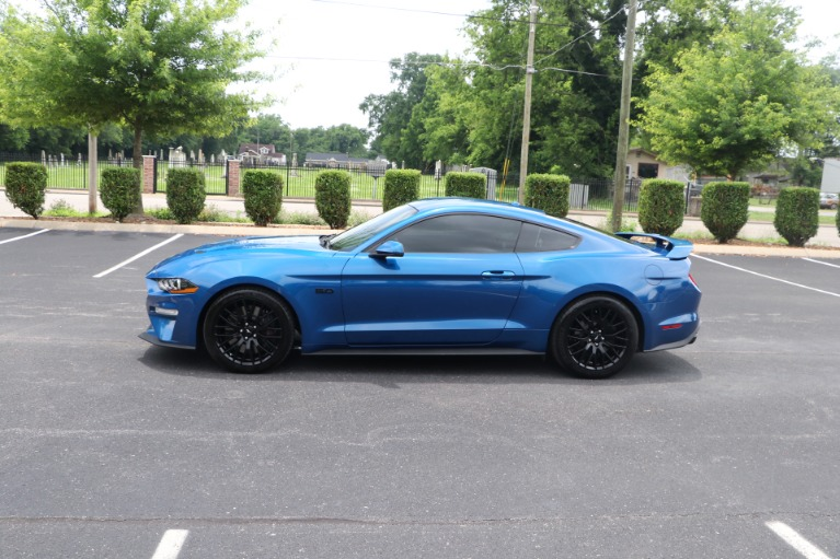 Used 2018 Ford Mustang GT PREMIUM BORLA EXHAUST W/NAV for sale $44,950 at Auto Collection in Murfreesboro TN 37130 7