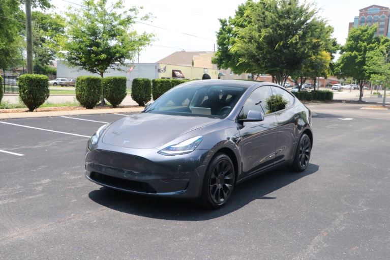 Used 2020 Tesla Model Y DUAL MOTOR LONG RANGE AWD W/NAV for sale Sold at Auto Collection in Murfreesboro TN 37130 2