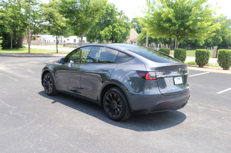 Used 2020 Tesla Model Y DUAL MOTOR LONG RANGE AWD W/NAV for sale Sold at Auto Collection in Murfreesboro TN 37130 4