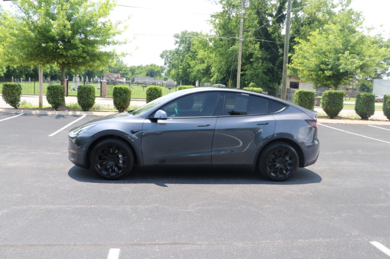 Used 2020 Tesla Model Y DUAL MOTOR LONG RANGE AWD W/NAV for sale Sold at Auto Collection in Murfreesboro TN 37130 7