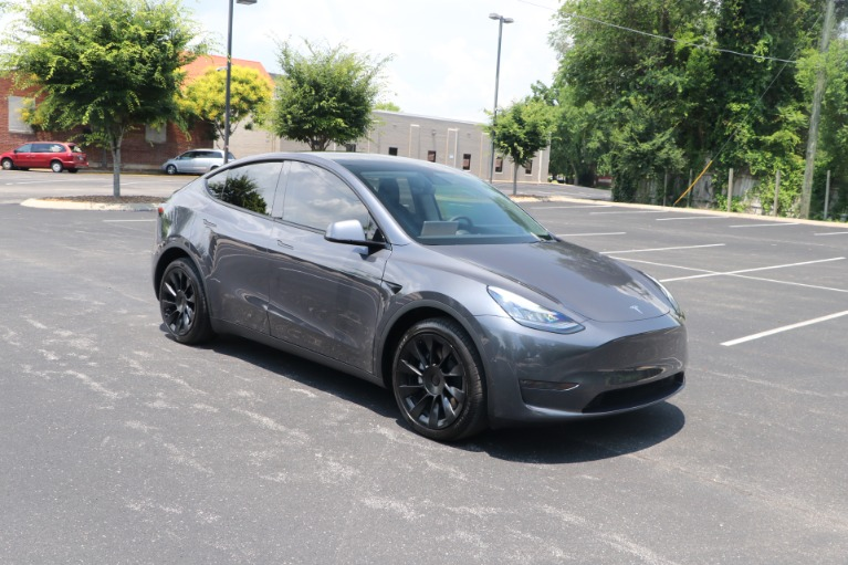 Used Used 2020 Tesla Model Y DUAL MOTOR LONG RANGE AWD W/NAV for sale $64,950 at Auto Collection in Murfreesboro TN
