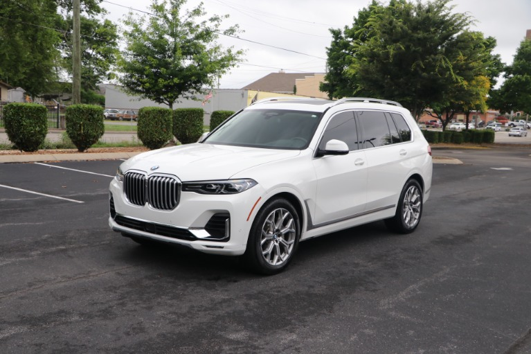 Used 2019 BMW X7 XDRIVE50I SPORT ACTIVITY W/NAV for sale $89,950 at Auto Collection in Murfreesboro TN 37130 2