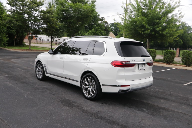 Used 2019 BMW X7 XDRIVE50I SPORT ACTIVITY W/NAV for sale $89,950 at Auto Collection in Murfreesboro TN 37130 4