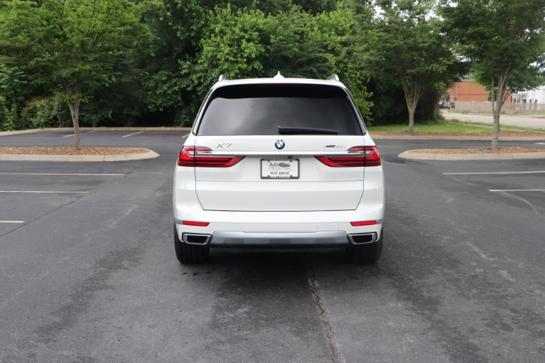 Used 2019 BMW X7 XDRIVE50I SPORT ACTIVITY W/NAV for sale $89,950 at Auto Collection in Murfreesboro TN 37130 6