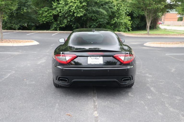 Used 2015 Maserati GranTurismo SPORT COUPE RWD W/NAV for sale $59,950 at Auto Collection in Murfreesboro TN 37130 6