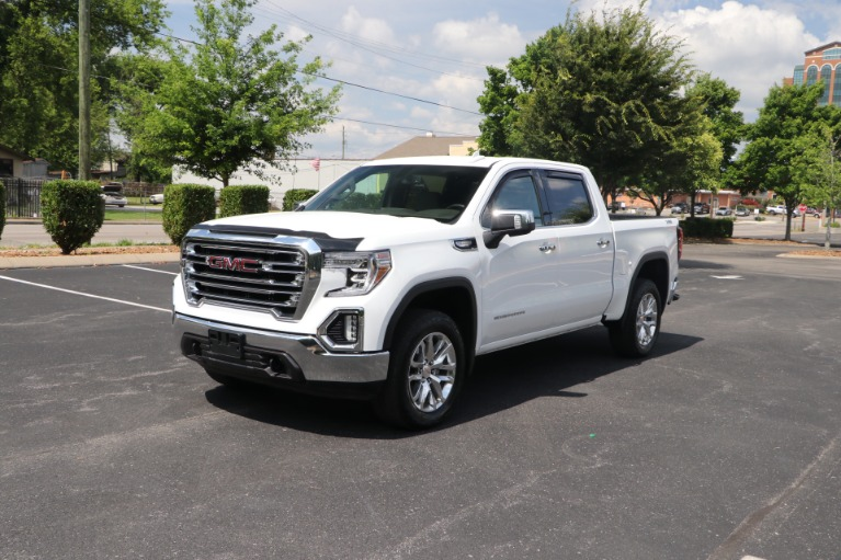 Used 2020 GMC Sierra 1500 SLT TEXAS EDITION X31 W/NAV for sale $56,500 at Auto Collection in Murfreesboro TN 37130 2