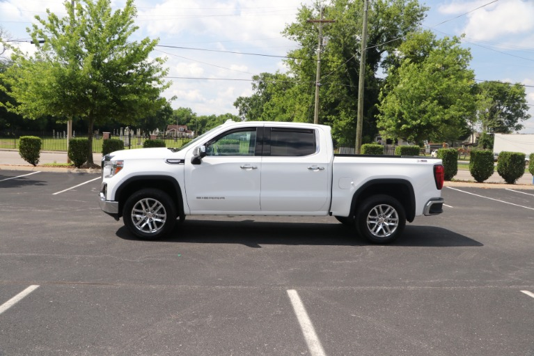 Used 2020 GMC Sierra 1500 SLT TEXAS EDITION X31 W/NAV for sale $56,500 at Auto Collection in Murfreesboro TN 37130 7