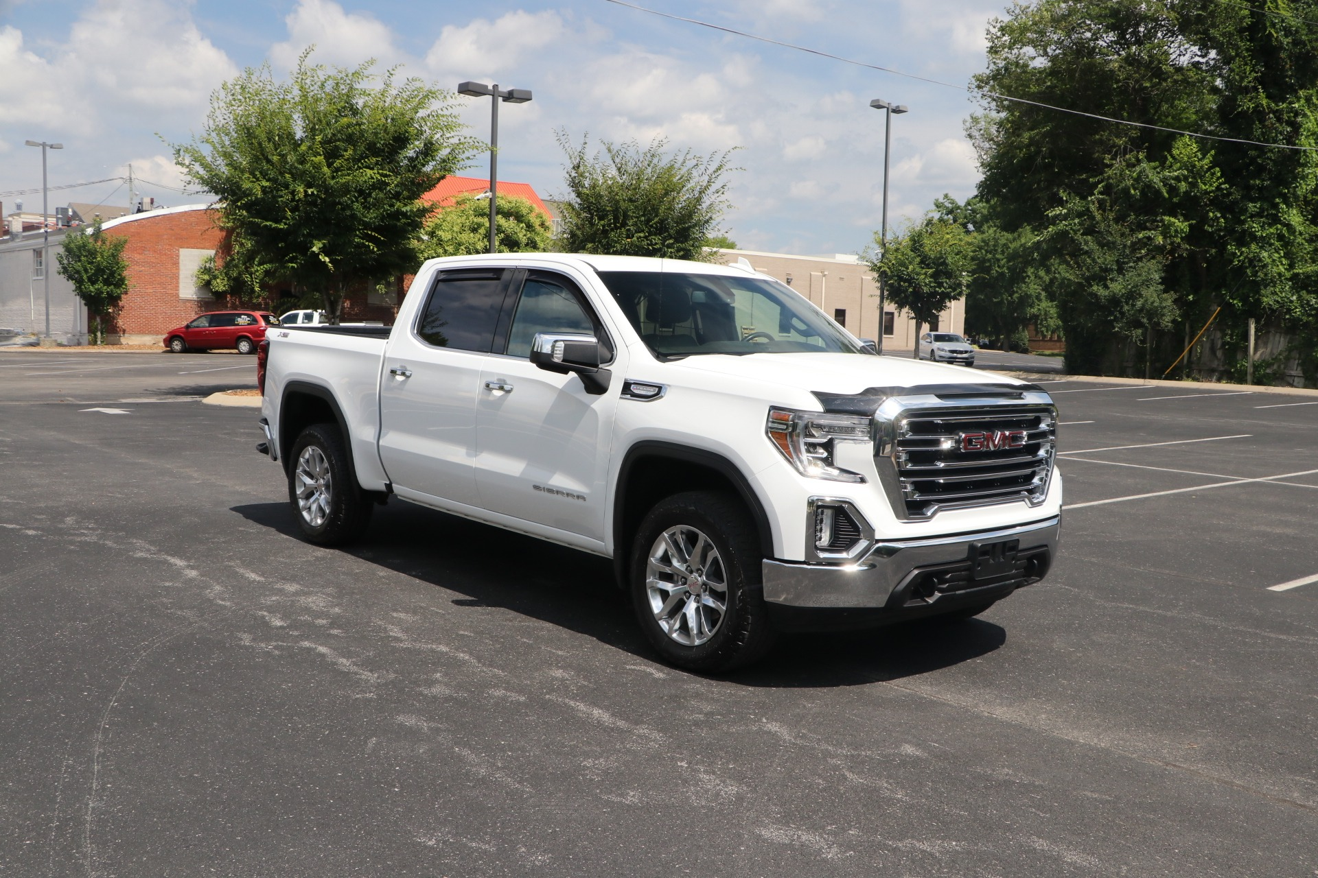 Used 2020 GMC Sierra 1500 SLT TEXAS EDITION X31 W/NAV for sale $56,500 at Auto Collection in Murfreesboro TN 37130 1