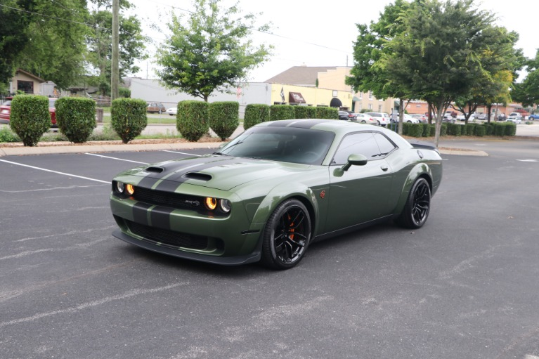 Used 2019 Dodge Challenger SRT Hellcat Redeye Widebody RWD W/NAV for sale $81,950 at Auto Collection in Murfreesboro TN 37130 2
