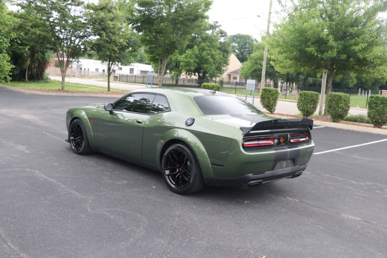 Used 2019 Dodge Challenger SRT Hellcat Redeye Widebody RWD W/NAV for sale $81,950 at Auto Collection in Murfreesboro TN 37130 4