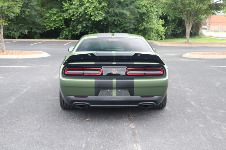 Used 2019 Dodge Challenger SRT Hellcat Redeye Widebody RWD W/NAV for sale $81,950 at Auto Collection in Murfreesboro TN 37130 6