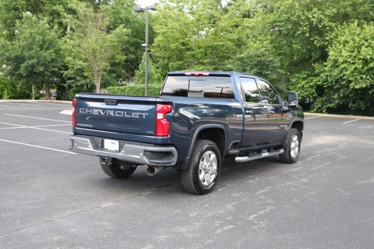 Used 2020 Chevrolet Silverado 2500HD LTZ PREMIUM W/Z71 OFF ROAD PKG for sale $76,950 at Auto Collection in Murfreesboro TN 37130 3