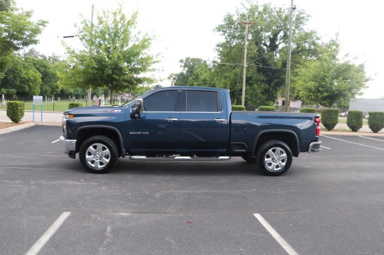 Used 2020 Chevrolet Silverado 2500HD LTZ PREMIUM W/Z71 OFF ROAD PKG for sale $76,950 at Auto Collection in Murfreesboro TN 37130 7