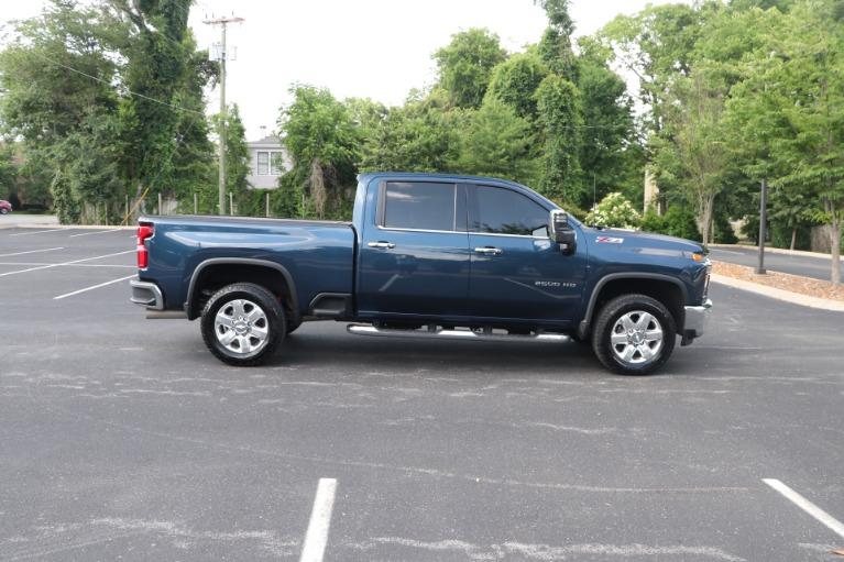 Used 2020 Chevrolet Silverado 2500HD LTZ PREMIUM W/Z71 OFF ROAD PKG for sale $76,950 at Auto Collection in Murfreesboro TN 37130 8