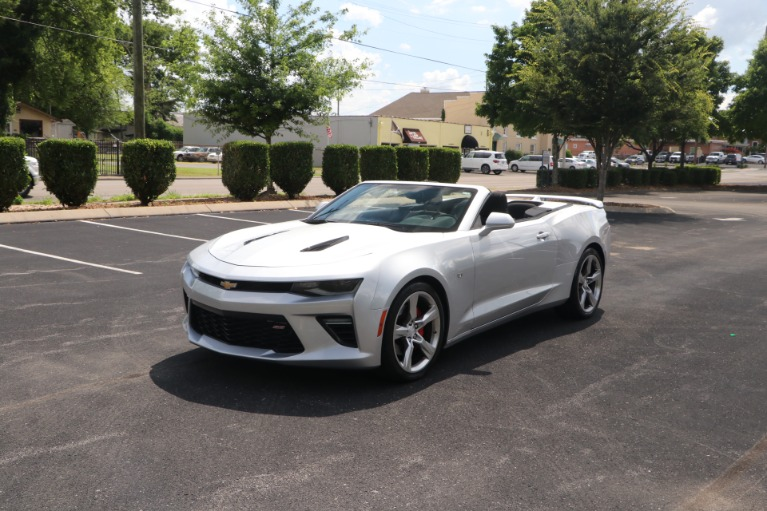 Used 2017 Chevrolet Camaro SS CONVERTIBLE W/NAV for sale $36,500 at Auto Collection in Murfreesboro TN 37130 2