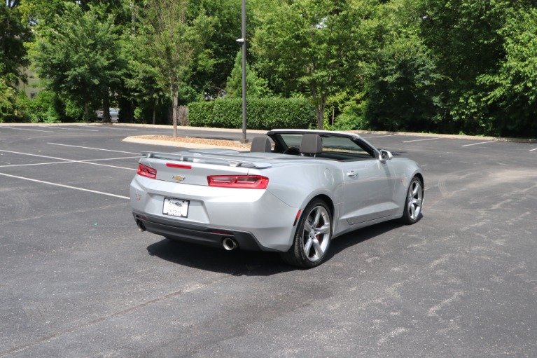 Used 2017 Chevrolet Camaro SS CONVERTIBLE W/NAV for sale $36,500 at Auto Collection in Murfreesboro TN 37130 3