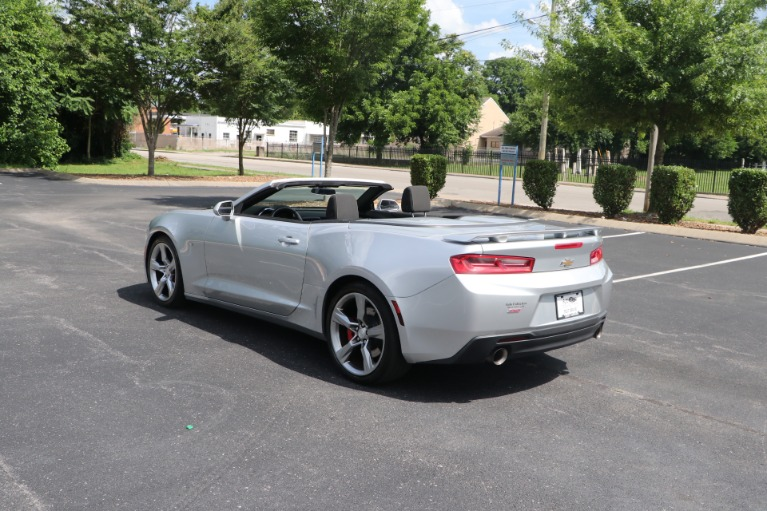 Used 2017 Chevrolet Camaro SS CONVERTIBLE W/NAV for sale $36,500 at Auto Collection in Murfreesboro TN 37130 4