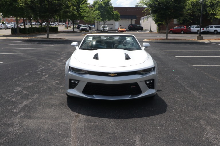 Used 2017 Chevrolet Camaro SS CONVERTIBLE W/NAV for sale $36,500 at Auto Collection in Murfreesboro TN 37130 5