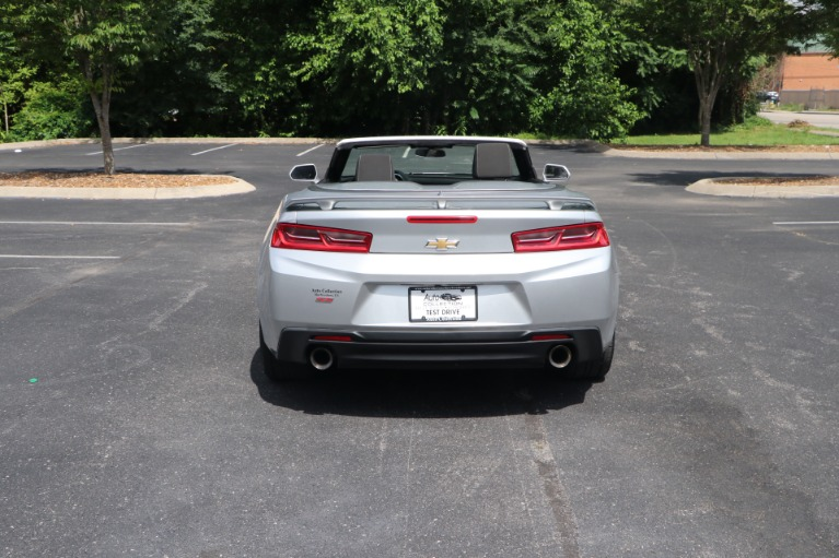 Used 2017 Chevrolet Camaro SS CONVERTIBLE W/NAV for sale $36,500 at Auto Collection in Murfreesboro TN 37130 6