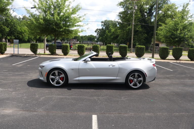 Used 2017 Chevrolet Camaro SS CONVERTIBLE W/NAV for sale $36,500 at Auto Collection in Murfreesboro TN 37130 7
