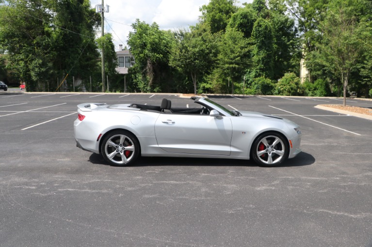 Used 2017 Chevrolet Camaro SS CONVERTIBLE W/NAV for sale $36,500 at Auto Collection in Murfreesboro TN 37130 8