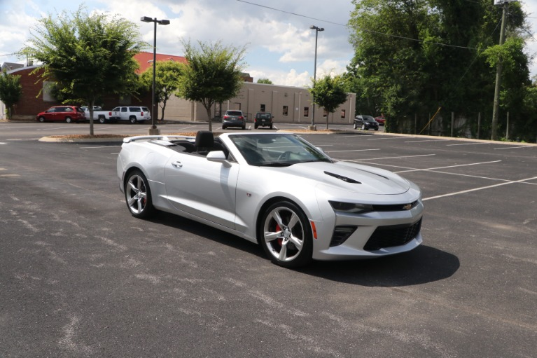 Used Used 2017 Chevrolet Camaro SS CONVERTIBLE W/NAV for sale $35,950 at Auto Collection in Murfreesboro TN