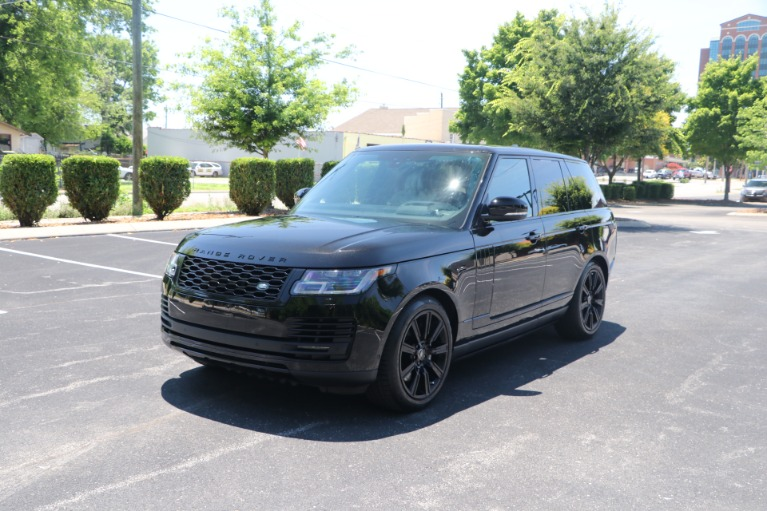 Used 2019 Land Rover Range Rover HSE 3.0 SUPERCHARGED W/NAV for sale $94,500 at Auto Collection in Murfreesboro TN 37130 2