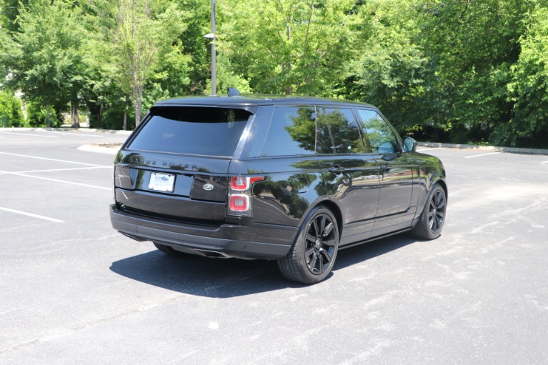 Used 2019 Land Rover Range Rover HSE 3.0 SUPERCHARGED W/NAV for sale $94,500 at Auto Collection in Murfreesboro TN 37130 3