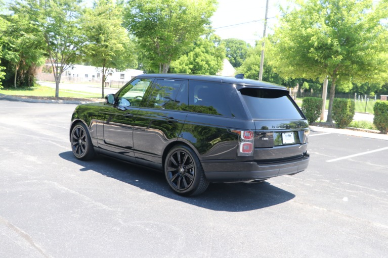 Used 2019 Land Rover Range Rover HSE 3.0 SUPERCHARGED W/NAV for sale $94,500 at Auto Collection in Murfreesboro TN 37130 4