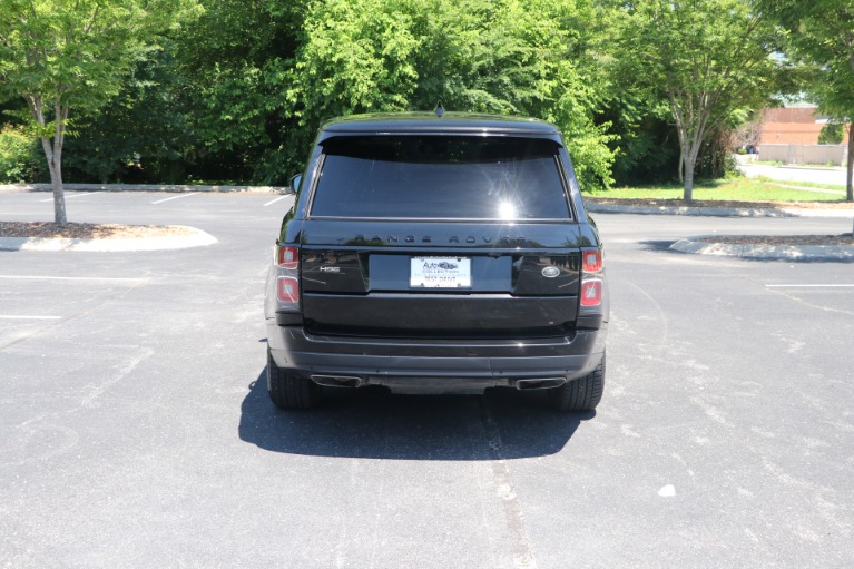 Used 2019 Land Rover Range Rover HSE 3.0 SUPERCHARGED W/NAV for sale $94,500 at Auto Collection in Murfreesboro TN 37130 6