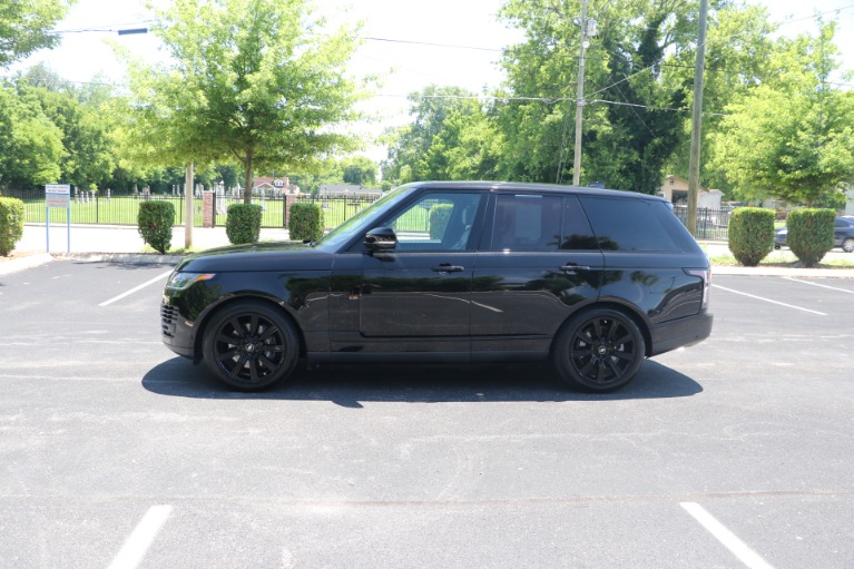 Used 2019 Land Rover Range Rover HSE 3.0 SUPERCHARGED W/NAV for sale $94,500 at Auto Collection in Murfreesboro TN 37130 7