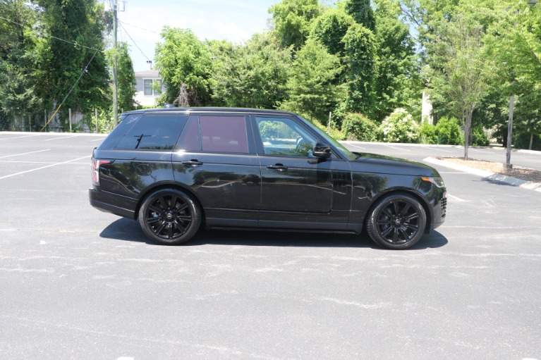 Used 2019 Land Rover Range Rover HSE 3.0 SUPERCHARGED W/NAV for sale $94,500 at Auto Collection in Murfreesboro TN 37130 8