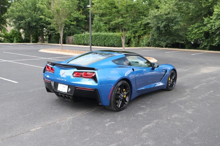 Used 2014 Chevrolet Corvette Stingray Z51 COUPE W/1LT for sale $50,950 at Auto Collection in Murfreesboro TN 37130 3