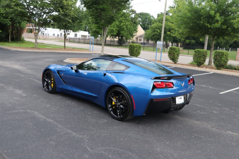 Used 2014 Chevrolet Corvette Stingray Z51 COUPE W/1LT for sale $50,950 at Auto Collection in Murfreesboro TN 37130 4