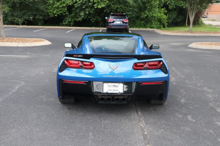 Used 2014 Chevrolet Corvette Stingray Z51 COUPE W/1LT for sale $50,950 at Auto Collection in Murfreesboro TN 37130 6