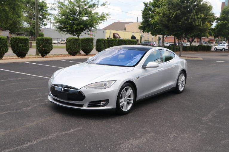 Used 2015 Tesla Model S 90D AWD W/NAV for sale Sold at Auto Collection in Murfreesboro TN 37130 2