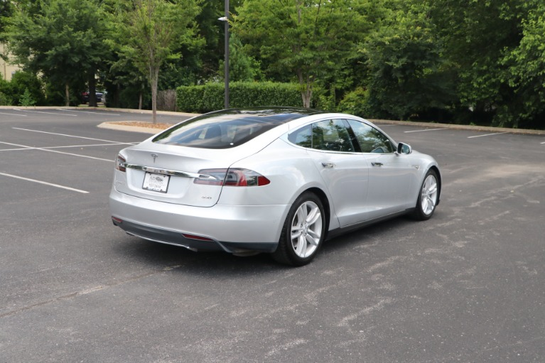 Used 2015 Tesla Model S 90D AWD W/NAV for sale Sold at Auto Collection in Murfreesboro TN 37130 3