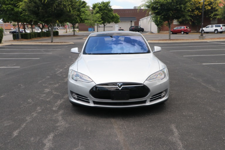 Used 2015 Tesla Model S 90D AWD W/NAV for sale Sold at Auto Collection in Murfreesboro TN 37130 5