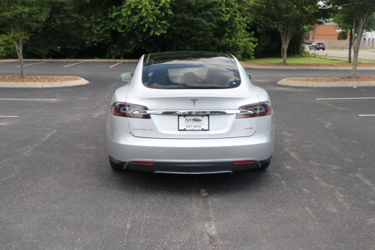 Used 2015 Tesla Model S 90D AWD W/NAV for sale Sold at Auto Collection in Murfreesboro TN 37130 6