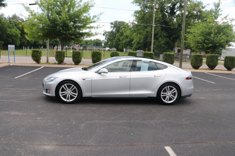 Used 2015 Tesla Model S 90D AWD W/NAV for sale Sold at Auto Collection in Murfreesboro TN 37130 7