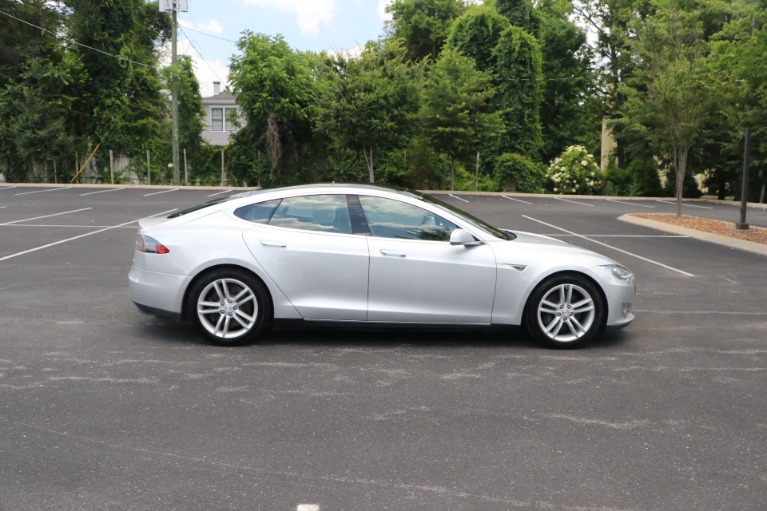 Used 2015 Tesla Model S 90D AWD W/NAV for sale Sold at Auto Collection in Murfreesboro TN 37130 8