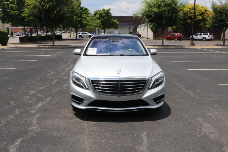Used 2017 Mercedes-Benz S550 SPORT RWD W/PREMIUM PKG for sale $58,950 at Auto Collection in Murfreesboro TN 37130 5