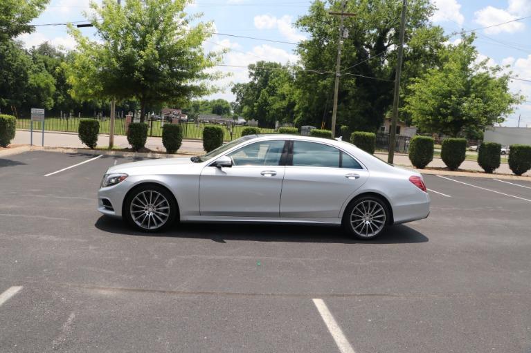 Used 2017 Mercedes-Benz S550 SPORT RWD W/PREMIUM PKG for sale $58,950 at Auto Collection in Murfreesboro TN 37130 7