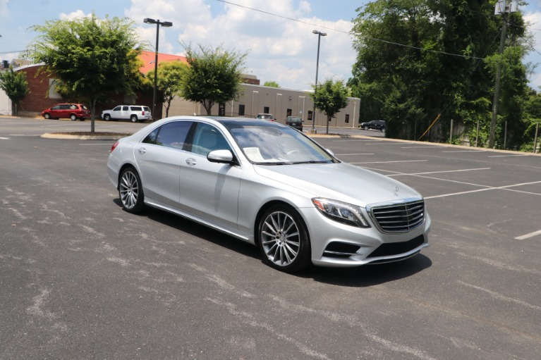 Used Used 2017 Mercedes-Benz S550 SPORT RWD W/PREMIUM PKG for sale $57,500 at Auto Collection in Murfreesboro TN